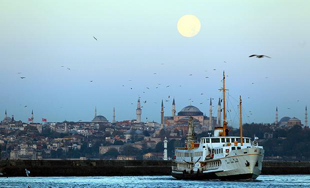Dünyanın En Güzel Şehirleri 10