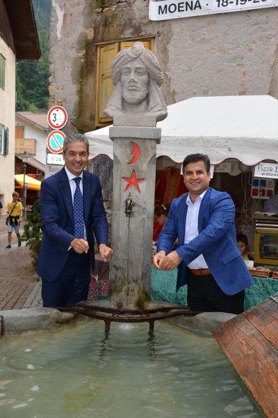 İtalyan kasabasında asırlık Türk festivali 13