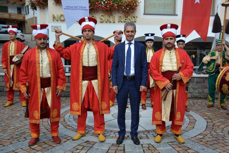 İtalyan kasabasında asırlık Türk festivali 15