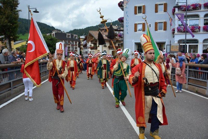 İtalyan kasabasında asırlık Türk festivali 17