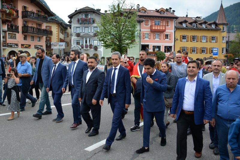 İtalyan kasabasında asırlık Türk festivali 18
