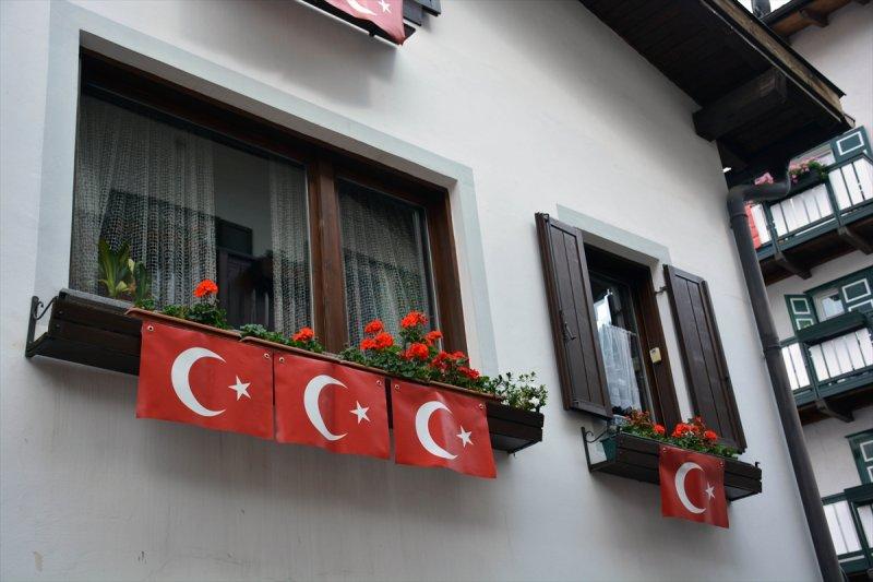 İtalyan kasabasında asırlık Türk festivali 2
