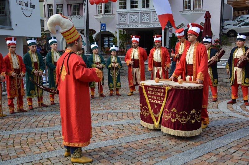 İtalyan kasabasında asırlık Türk festivali 3