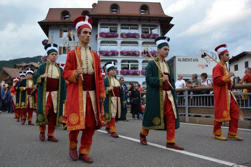 İtalyan kasabasında asırlık Türk festivali 4