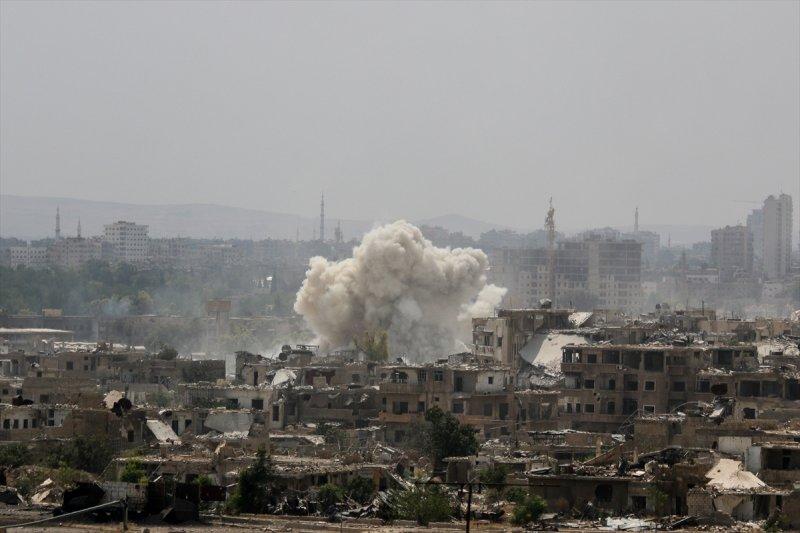 Esad'ın ateşkes ihlalleri 2