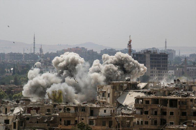 Esad'ın ateşkes ihlalleri 3