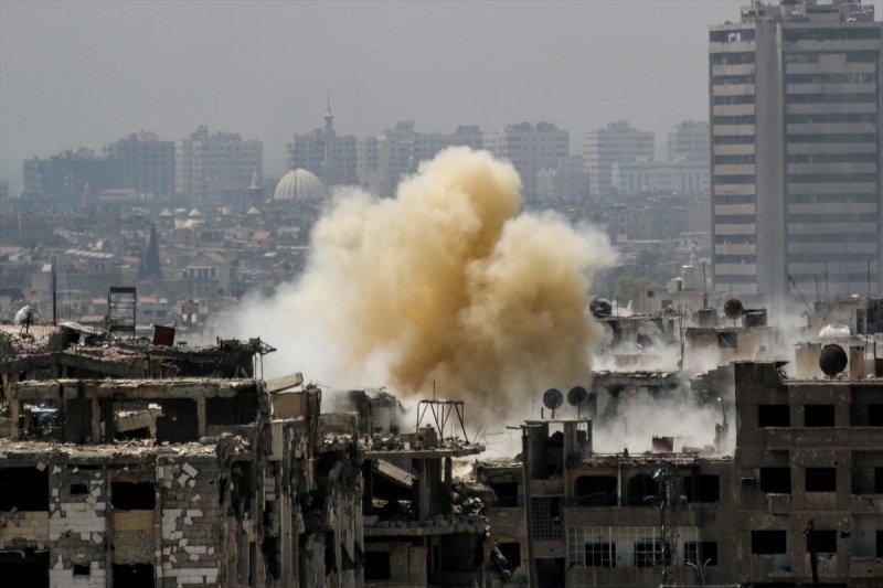Esad'ın ateşkes ihlalleri 4