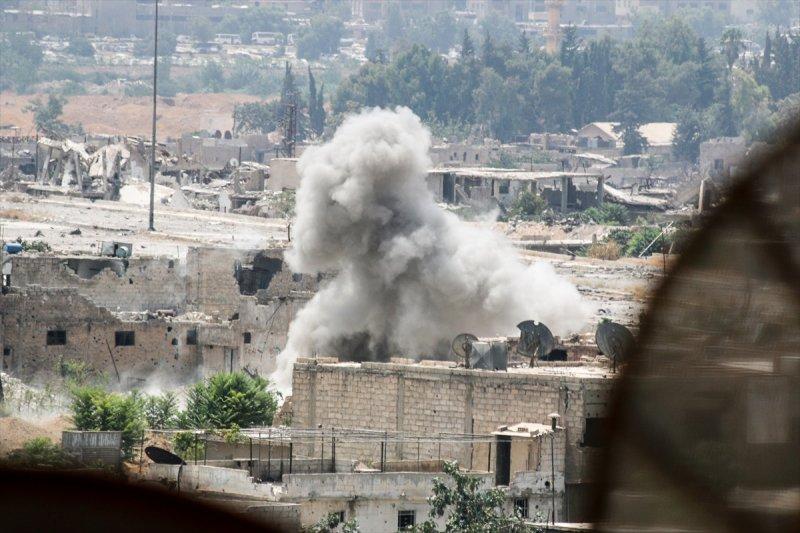 Esad'ın ateşkes ihlalleri 5