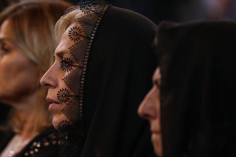 Ermeni Kıbrıs gazisi için kilisede tören düzenlendi 5