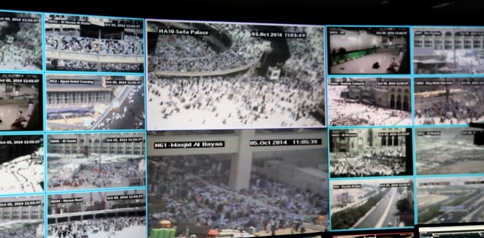 3.5 Milyon Hacı 5.000 Adet Kamera İle İzlenecek 4