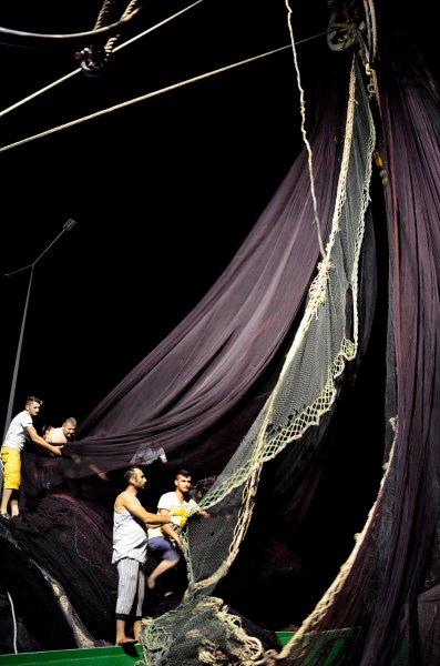 İstanbullu balıkçılar 'vira bismillah' dedi 4