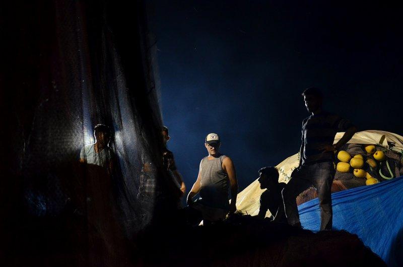 İstanbullu balıkçılar 'vira bismillah' dedi 5