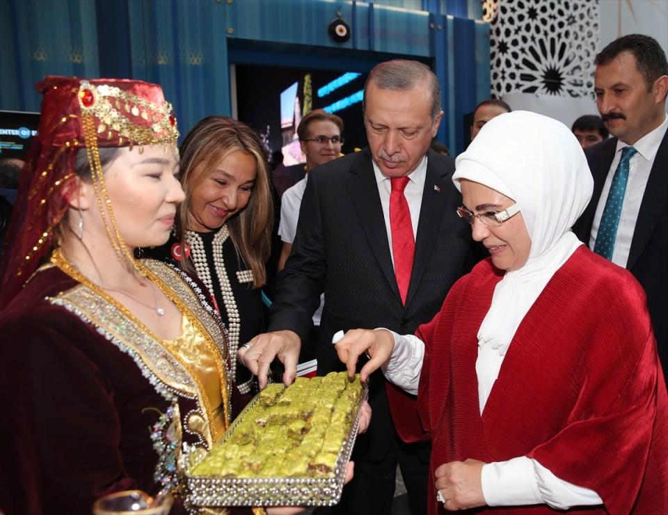 Kazakistan'dan renki görüntüler 17