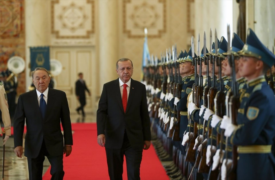 Kazakistan'dan renki görüntüler 18