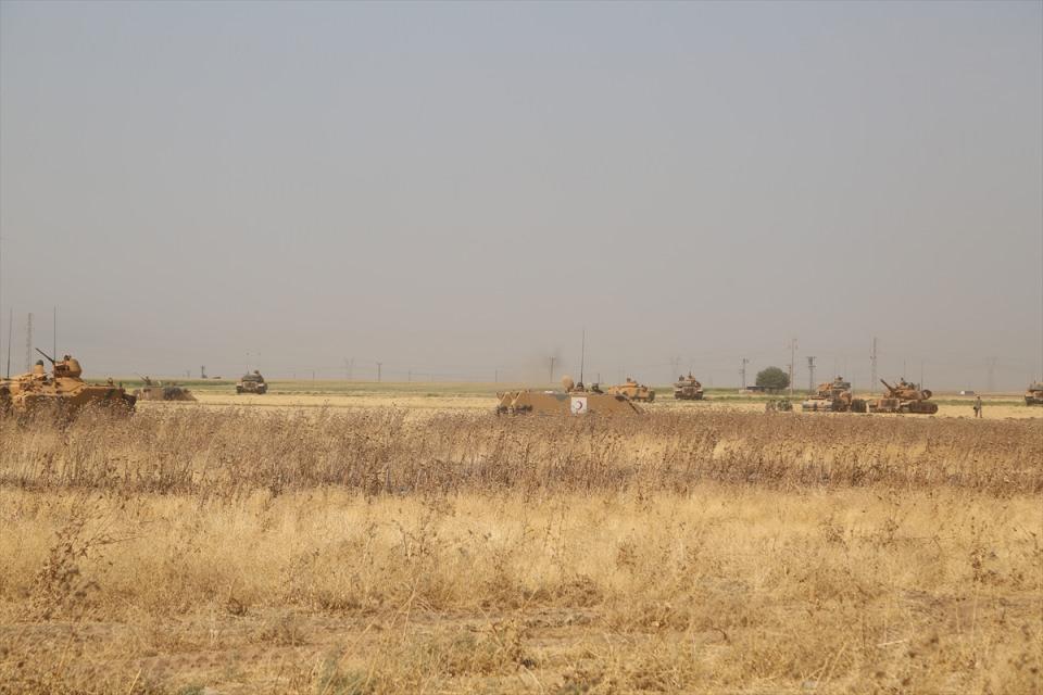 TSK'dan Irak sınırında nefes kesen tatbikat! 10