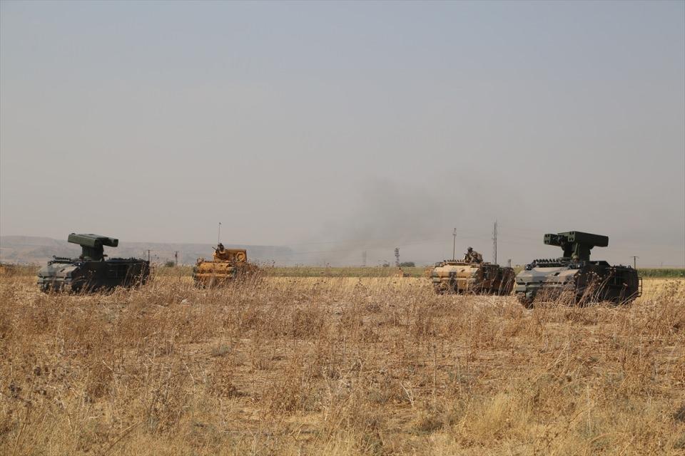 TSK'dan Irak sınırında nefes kesen tatbikat! 11