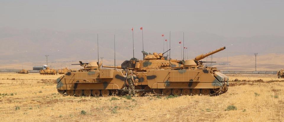 TSK'dan Irak sınırında nefes kesen tatbikat! 16
