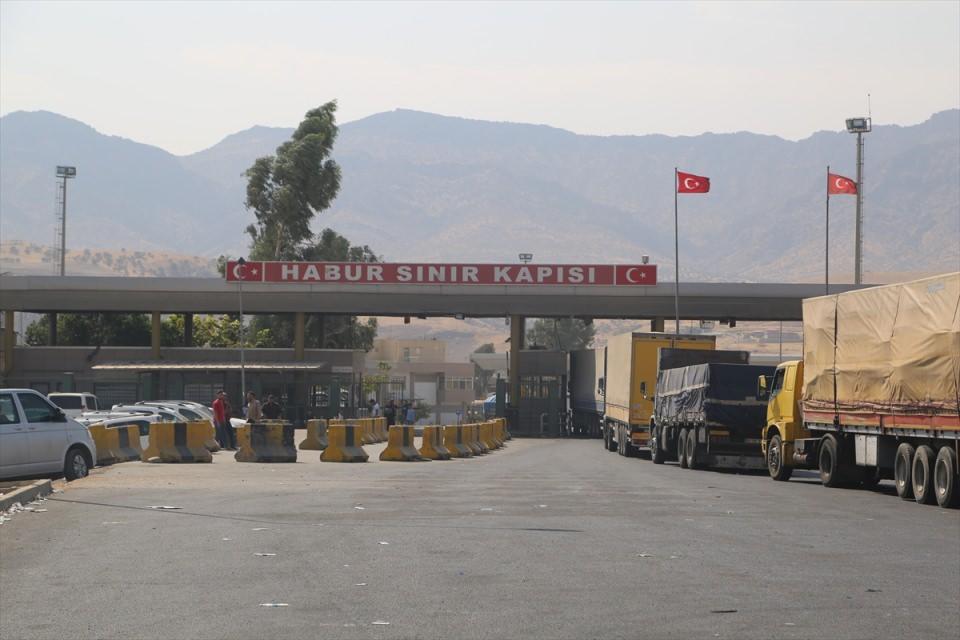 TSK'dan Irak sınırında nefes kesen tatbikat! 5