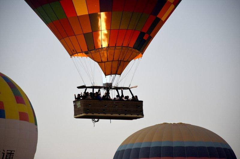 Kapadokya'da Çinli turist yoğunluğu 3