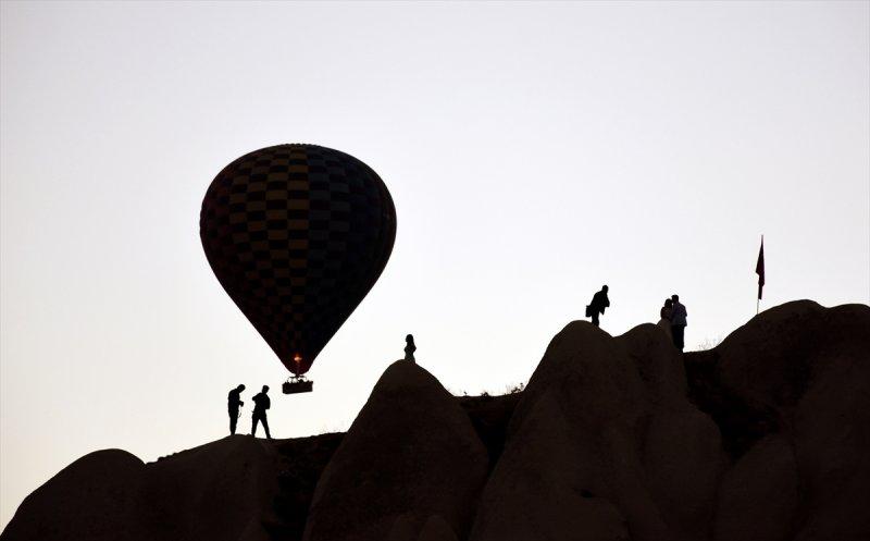 Kapadokya'da Çinli turist yoğunluğu 4