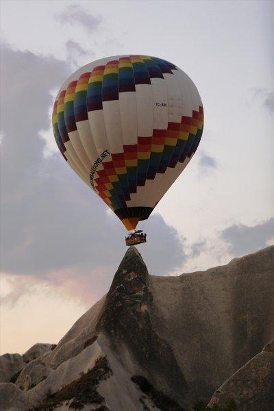 Kapadokya'da Çinli turist yoğunluğu 5