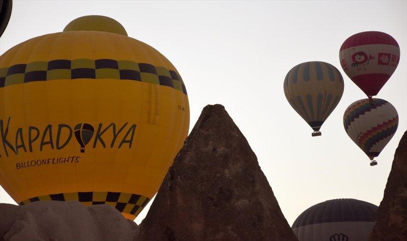 Kapadokya'da Çinli turist yoğunluğu 6
