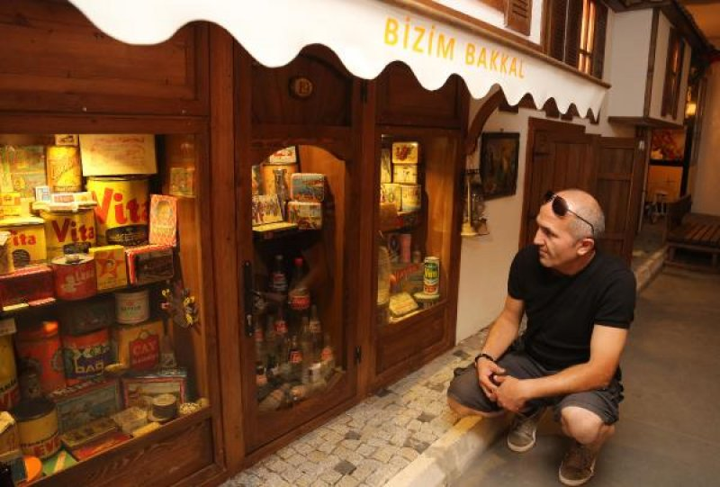 Antalya'daki oyuncak müzesine ilgi yoğun 3