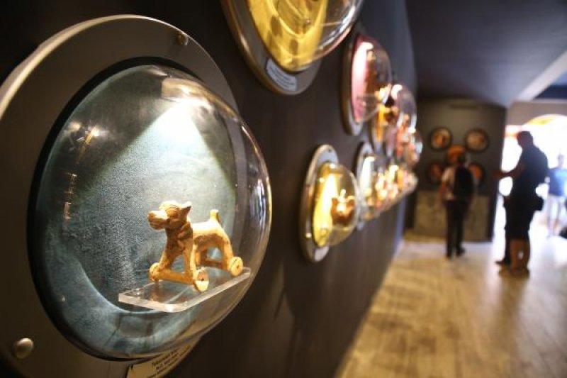 Antalya'daki oyuncak müzesine ilgi yoğun 7