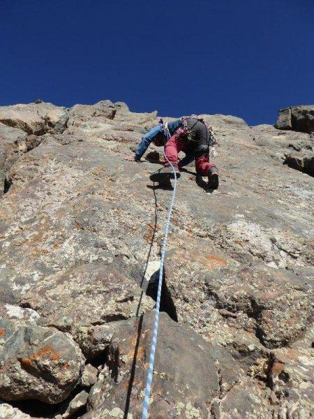 Hakkari'deki Cilo Sat dağlarına nefes kesen tırmanış 1