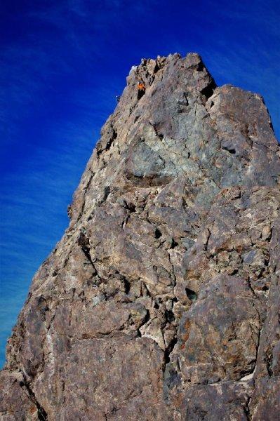 Hakkari'deki Cilo Sat dağlarına nefes kesen tırmanış 2