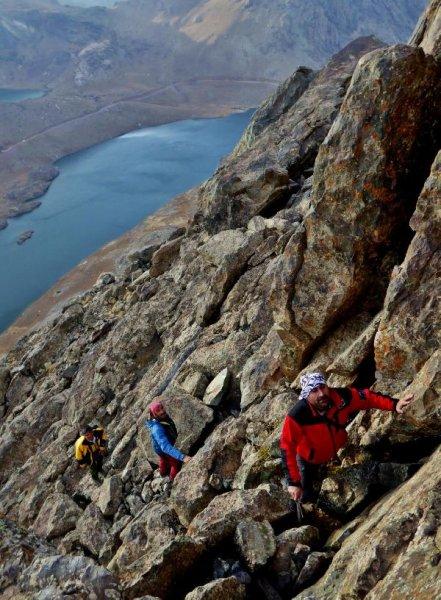Hakkari'deki Cilo Sat dağlarına nefes kesen tırmanış 3