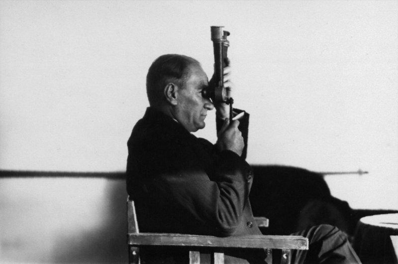 Gazi Mustafa Kemal Atatürk'ün az bilinen fotoğrafları ortaya çıktı 10