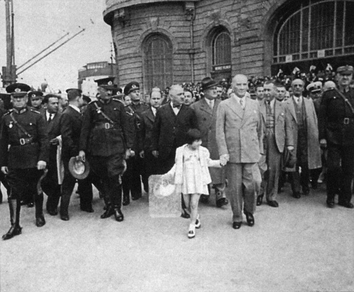 Gazi Mustafa Kemal Atatürk'ün az bilinen fotoğrafları ortaya çıktı 12