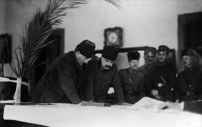 Gazi Mustafa Kemal Atatürk'ün az bilinen fotoğrafları ortaya çıktı 18