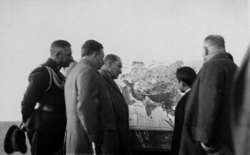 Gazi Mustafa Kemal Atatürk'ün az bilinen fotoğrafları ortaya çıktı 22