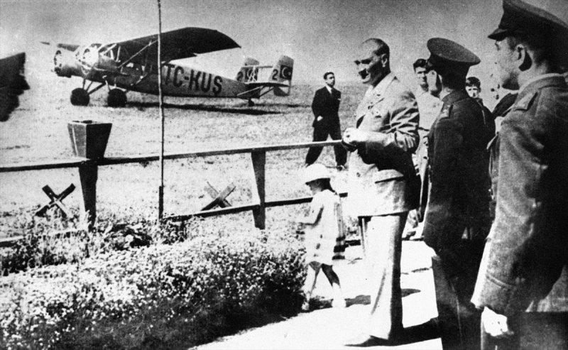 Gazi Mustafa Kemal Atatürk'ün az bilinen fotoğrafları ortaya çıktı 6