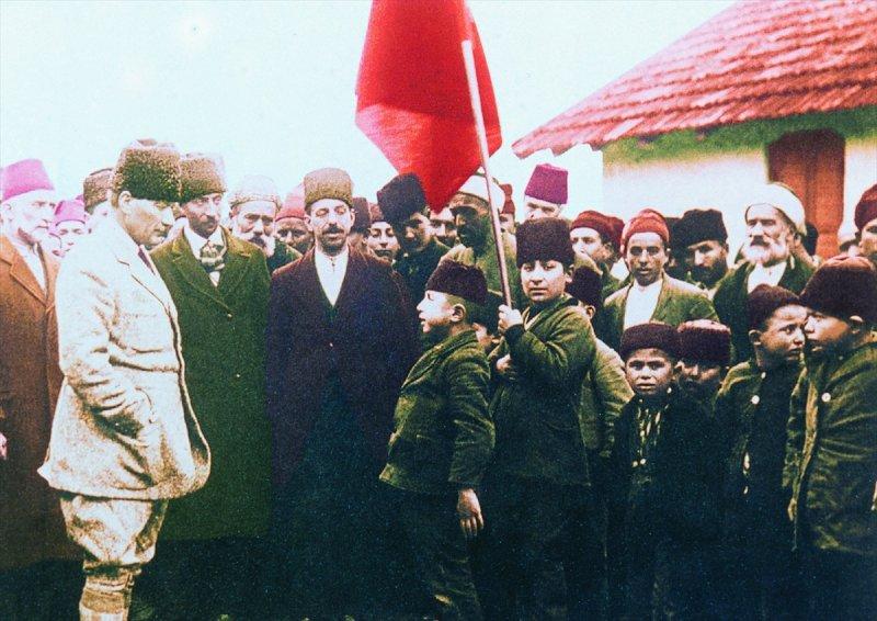 Gazi Mustafa Kemal Atatürk'ün az bilinen fotoğrafları ortaya çıktı 9