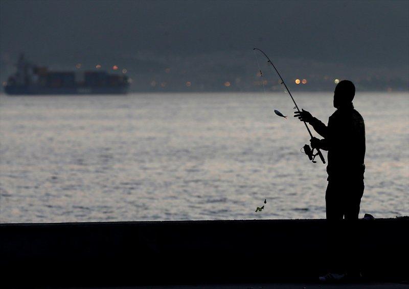 İzmir'de gün batımı bir başka! 6