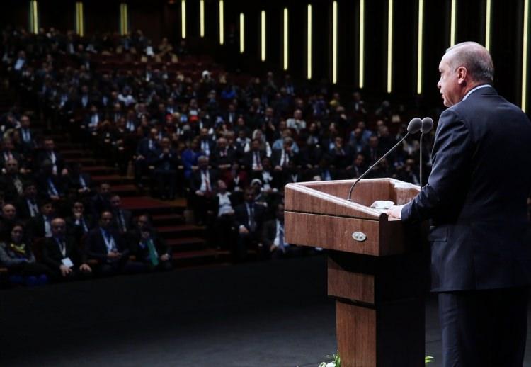 Cumhurbaşkanı Erdoğan Buğday filminin galasına ev sahipliği yaptı 2