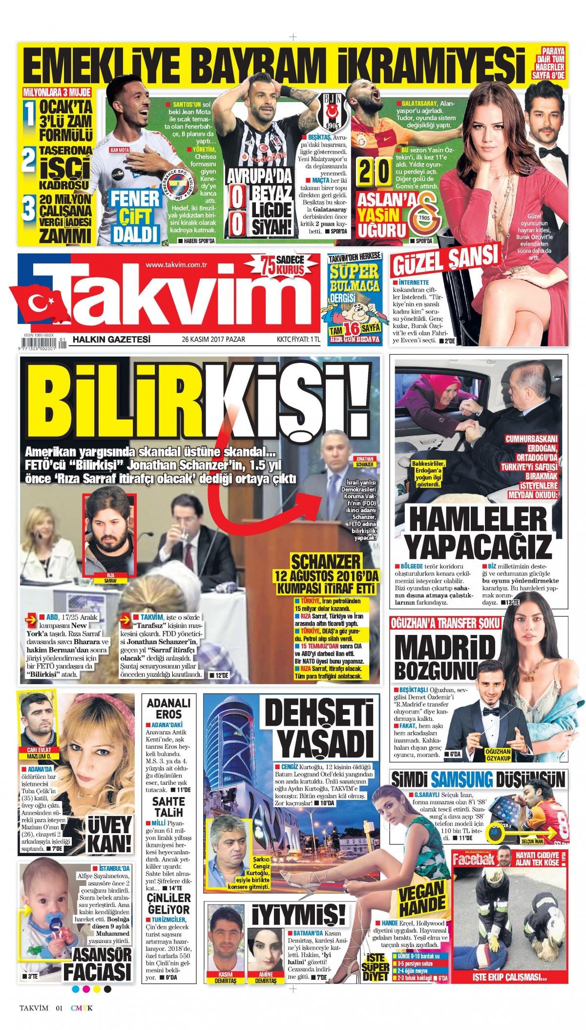 Günün gazete manşetleri! 3