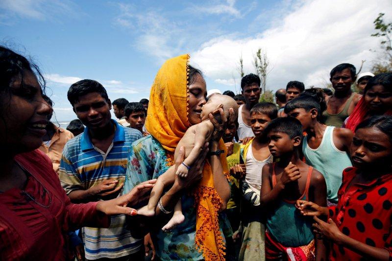 Reuters yılın fotoğraflarını seçti 3