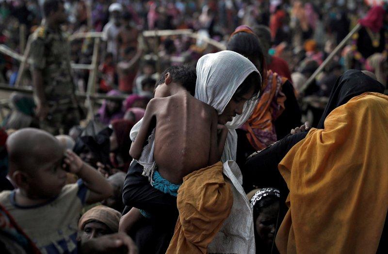 Reuters yılın fotoğraflarını seçti 5