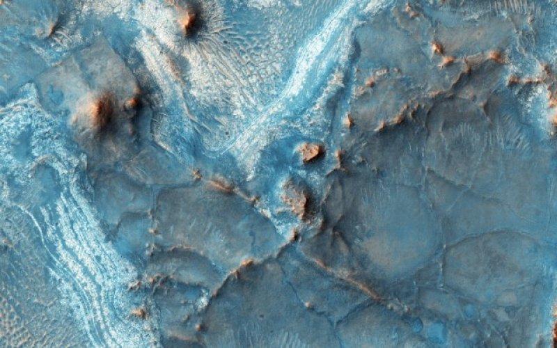Mars'tan muhteşem görüntüler 13