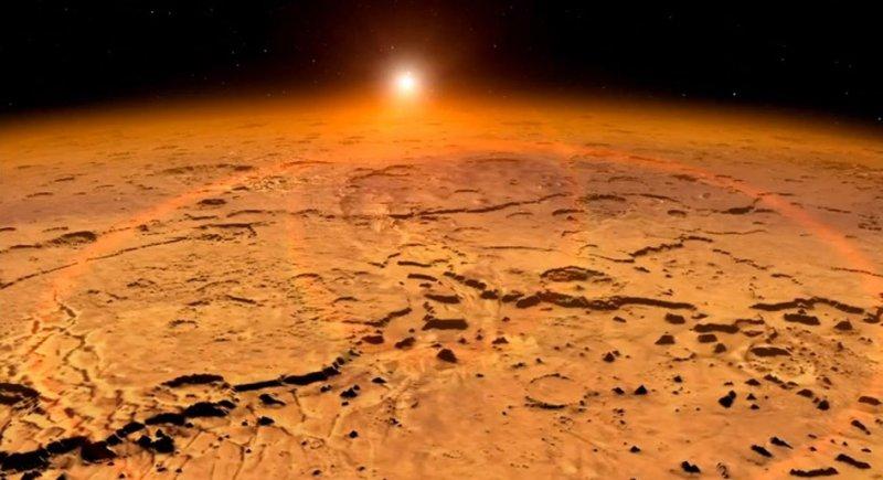 Mars'tan muhteşem görüntüler 15