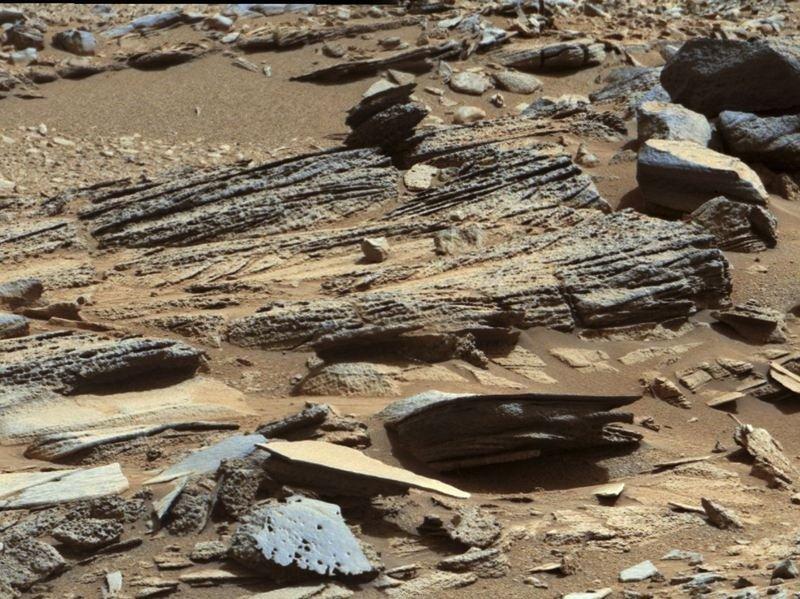 Mars'tan muhteşem görüntüler 17