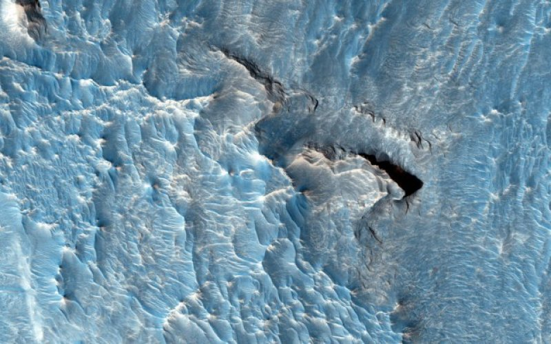 Mars'tan muhteşem görüntüler 4