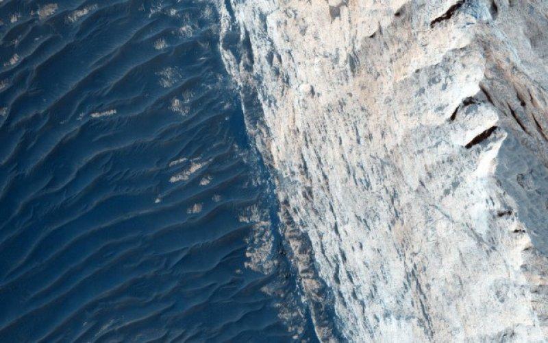 Mars'tan muhteşem görüntüler 7