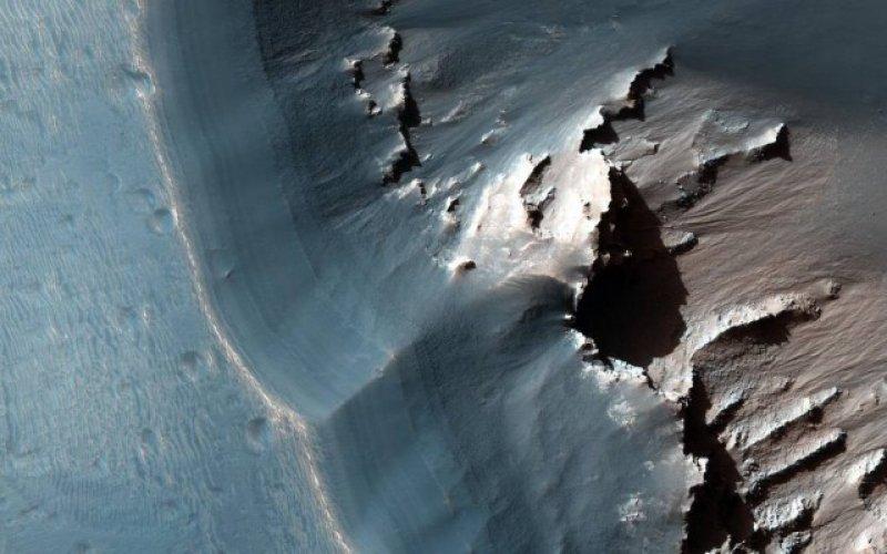 Mars'tan muhteşem görüntüler 8