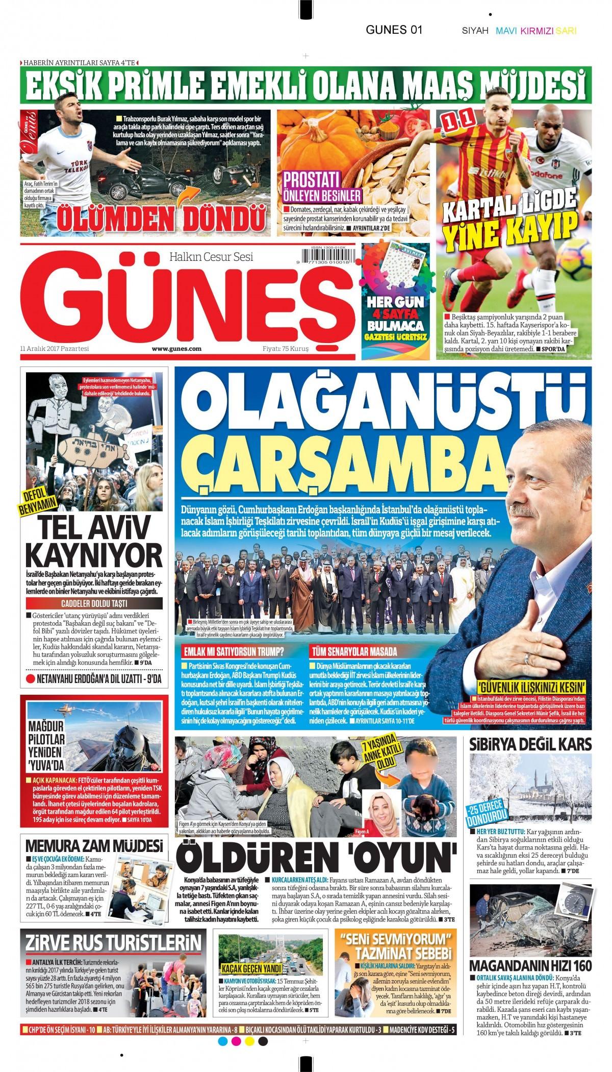 Gazeteler bugün ne yazdı? 16