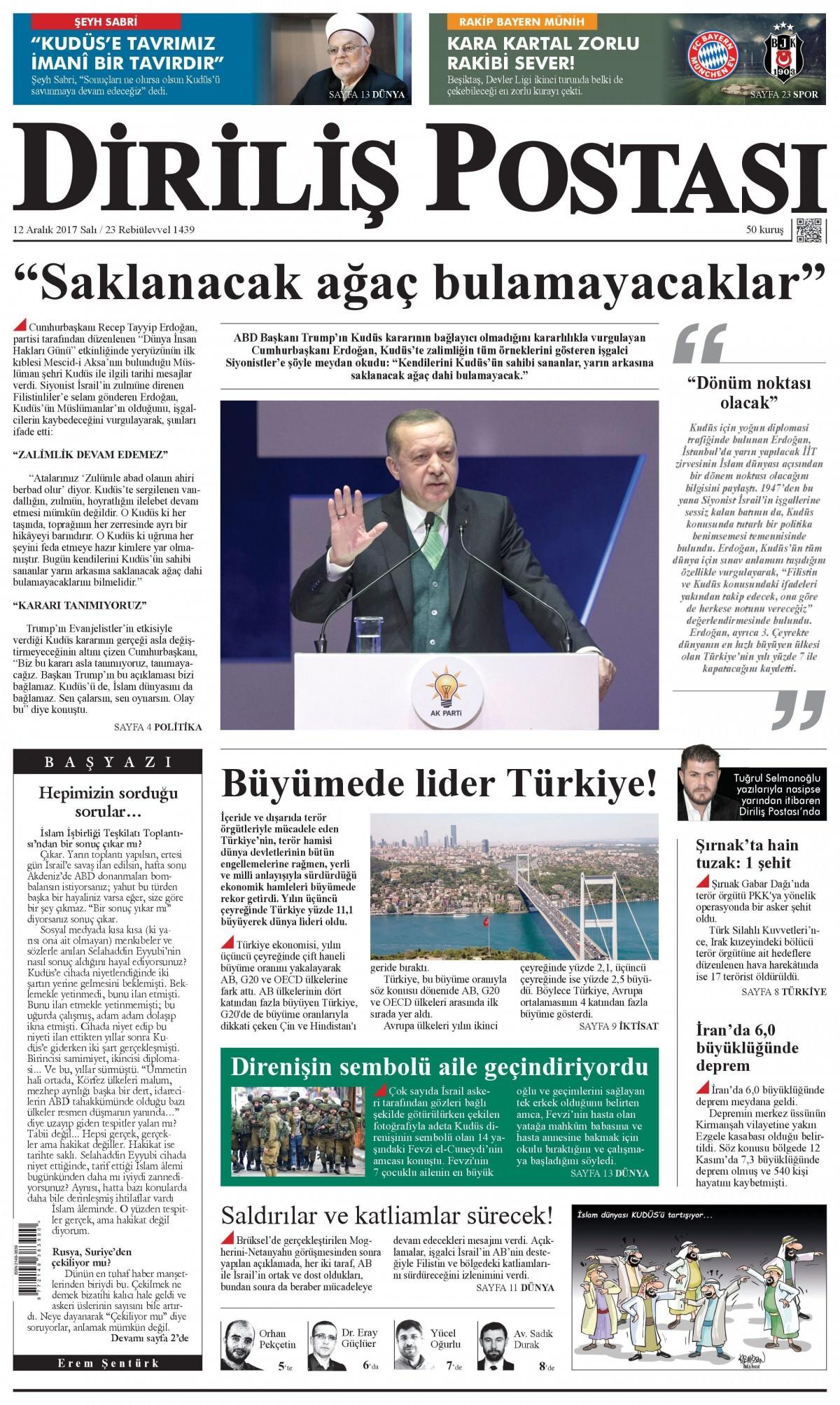 Günün gazete manşetleri! 20
